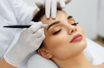 Permanent Makeup Flower Mound